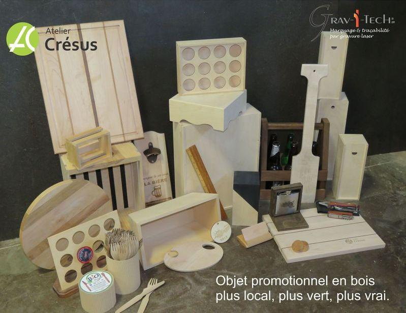 objet promotionnel local